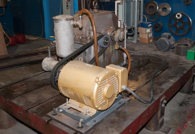 gear box repair and testing