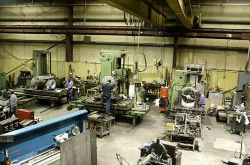 houston repair shop for rotating equipment