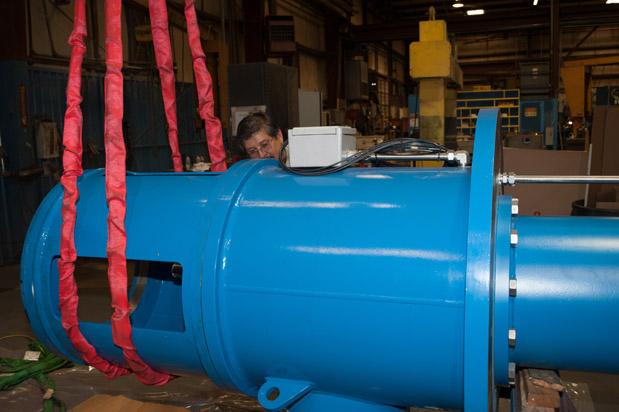 pump repair job