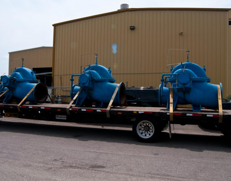 houston rotating equipment repair