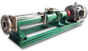 screw pump repair