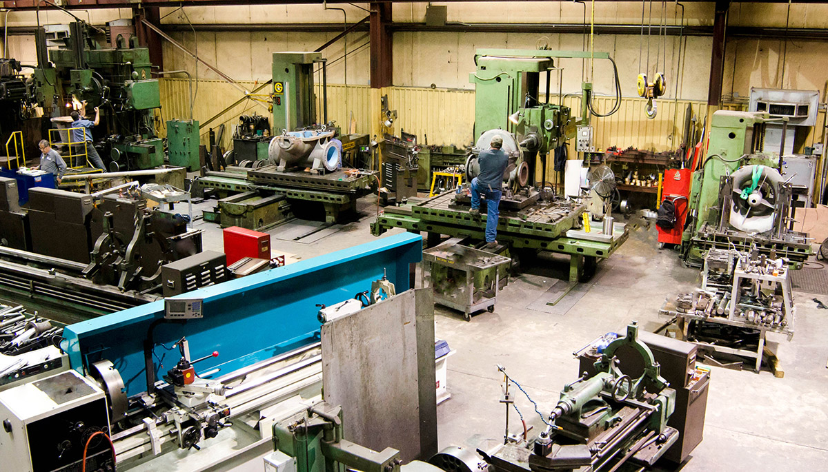 machining service in houston