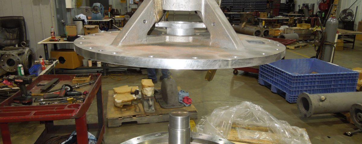 rotary valve repair